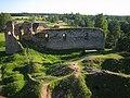 Vastseliina Castle ruins.JPG