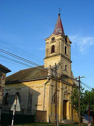 Veliko Središte - Image: Veliko Središte, Catholic Church