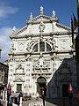 Venezia - Chiesa di S.Moisè.JPG