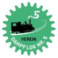Verein Dampflok Nr. 5 Logo.png