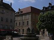 Vesoul - couvent des ursulines - vue depuis place de l'Eglise.jpg