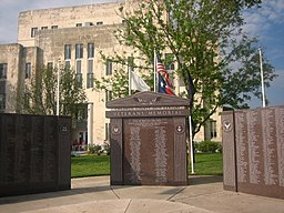 Veterans Memorial at the Childress County Courthouse.jpg
