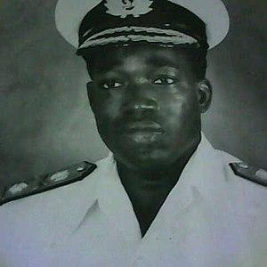 Husaini Abdullahi - Vice Admiral Hussaini Abdullahi (rtd)