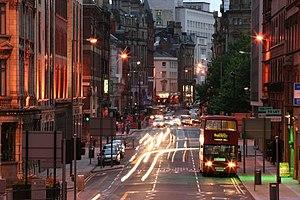 Λίβερπουλ: Victoria Street, Liverpool