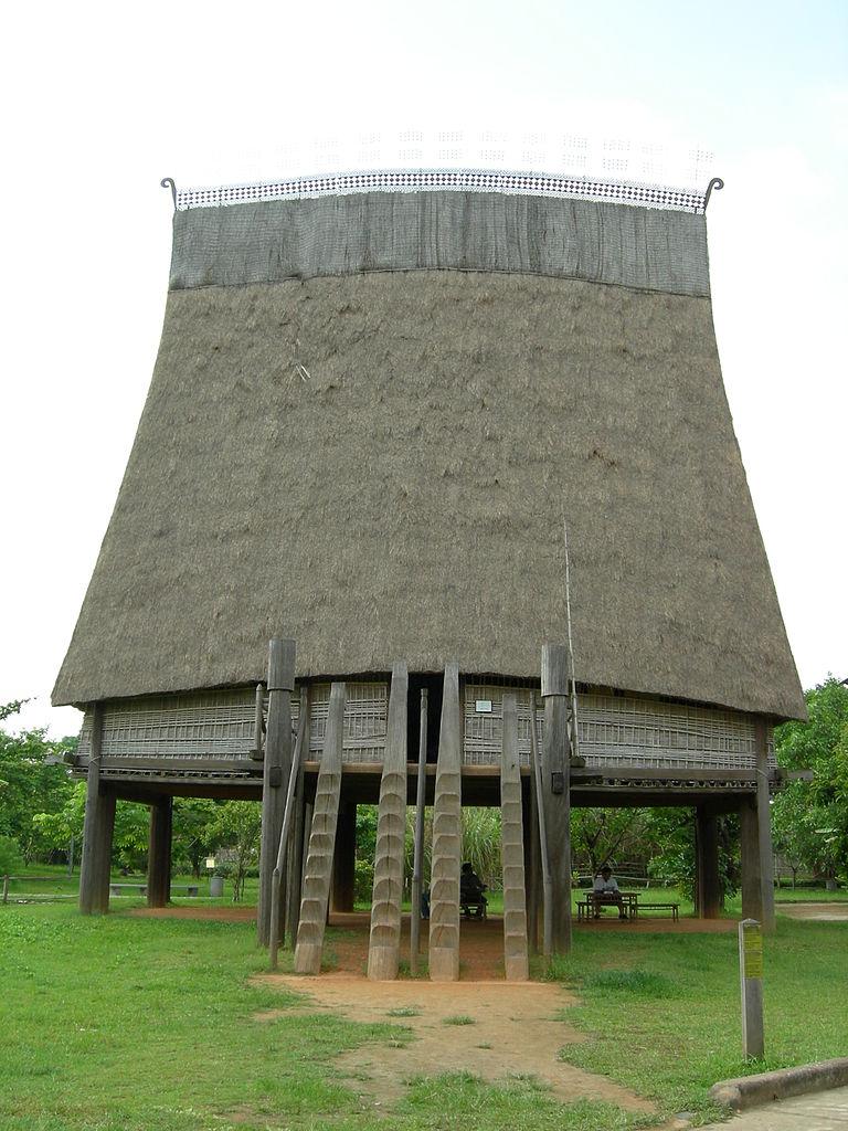 File vietnamese stilt wikimedia commons for Stilt house foundation