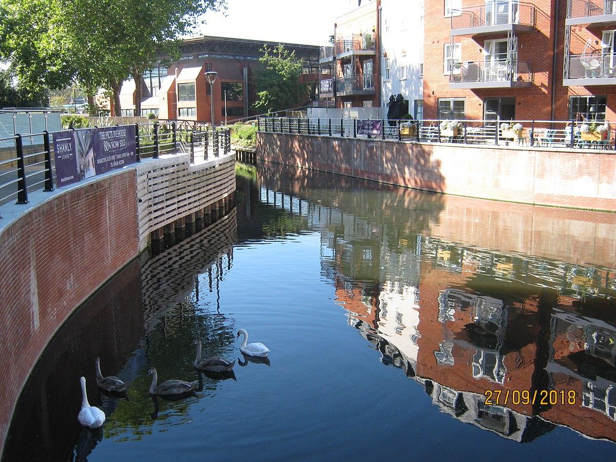 Maidenhead Waterways Wikipedia