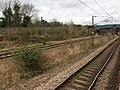 View from a Peterborough-London train - Site of Three Counties station (geograph 5317366).jpg