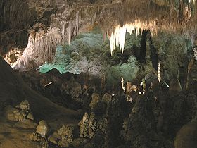 Image illustrative de l'article Parc national des grottes de Carlsbad