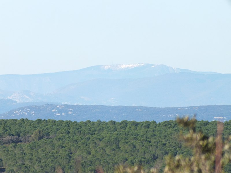 File:View of Mont Aigoual from Ambrussum 0393.JPG