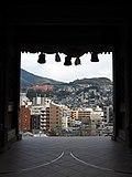 View of Nagasaki from the Suwa Shrine January 2019.jpg