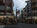 View of Tokyo Skytree and Kappa-Bashi signs.jpg