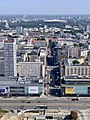 Views from Palace of Culture and Science in Warsaw, Poland, 2019, 06.jpg