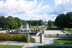 维格朗雕塑公园