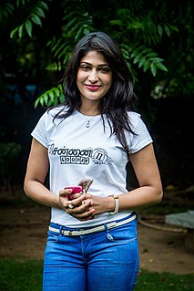 Vijayalakshmi (Tamil actress) Indian actress in Tamil films