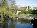 Village Pond, Fonmon, Vale of Glamorgan. - geograph.org.uk - 374957.jpg