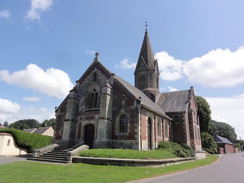 Villers-Saint-Christophe (Aisne) église