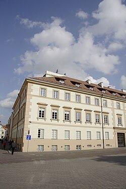 Vilniaus universiteto Filosofijos fakultetas, įsikūręs Universiteto g. 9.1 (prie istorijos).JPG