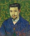 Vincent van Gogh - Portrait of Doctor Félix Rey (F500).jpg