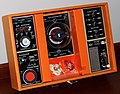 Vintage Lafayette 20-In-1 Electronic Project Kit, Stock No. 99-35214, Lafayette Radio Electronics Corporation (LRE), Made In Japan, Instruction Booklet Copyright 1970 (37284927025).jpg