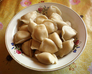 Pierogi - Lithuanian virtiniai