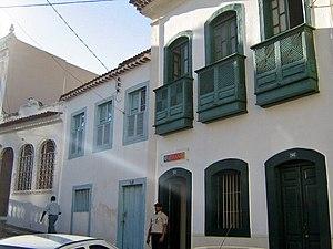 Vitória, Espírito Santo - Historic Center of Vitória.