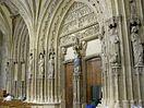 Pórtico de la Catedral de Santa María (Catedral Vieja)