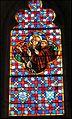 Vitrail Saint Pierre d'Alcantara, église de Querrieu.JPG