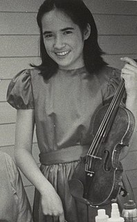 Viviane Hagner German musician