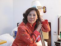 Voa chinese Ni Yulan 4oct10.jpg