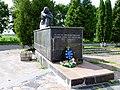 Volodymyr-Volynskyi Volynska-memorial complex-Oflag-365-monument-woman.jpg