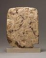 Votive stela with figures of Goddesses Taweret and Mut of Isheru MET 47.105.4 EGDP013442.jpg