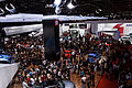 Vue du salon - Mondial de l'Automobile de Paris 2012 - 205.jpg