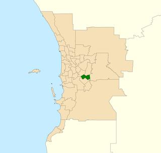 Electoral district of Thornlie