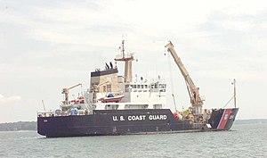 USCGC Elm (WLB-204) - Image: WLB Elm 204 2
