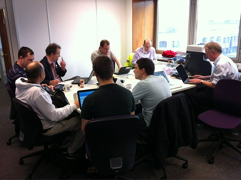 File:WMUK board meeting November 2011.jpg