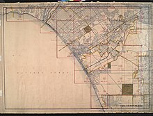 WPA Land use survey map for the City of Los Angeles, book 9 (Pacific Palisades Area to Mines Field (Municipal Airport)), sheet 25 (1440).jpg