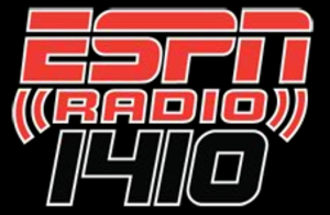 "WPOP - WPOP's last logo as ""ESPN Radio 1410"""