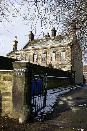 Hillsborough (ward) - Wadsley Hall