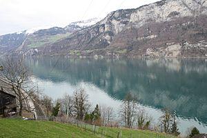Walensee - Image: Walensee, Switzerland