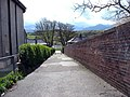 Walkway linking Lon Powys and Trem Elidir - geograph.org.uk - 790604.jpg