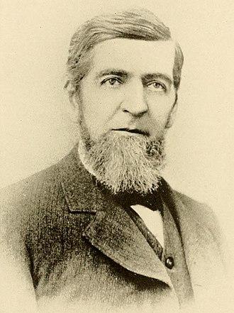 Walter A. Burleigh - Walter A. Burleigh, Dakota Territory Congressman.