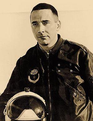 Walter J. Boyne - Pilot Walter Boyne in the 1950s