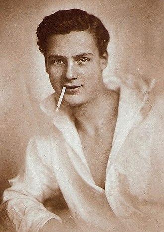 Walter Slezak - Slezak ca. 1925