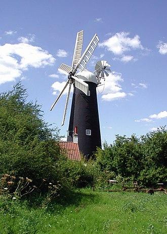 Waltham, Lincolnshire - Waltham Mill