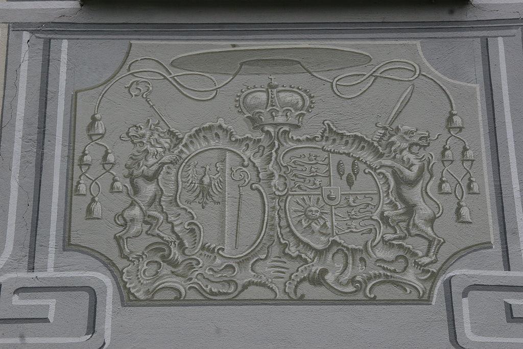 File:Wandbemalung Am Schloss Rimpach.Jpg - Wikimedia Commons