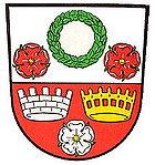 Wappen der Stadt Kronach