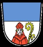 Das Wappen von Berching