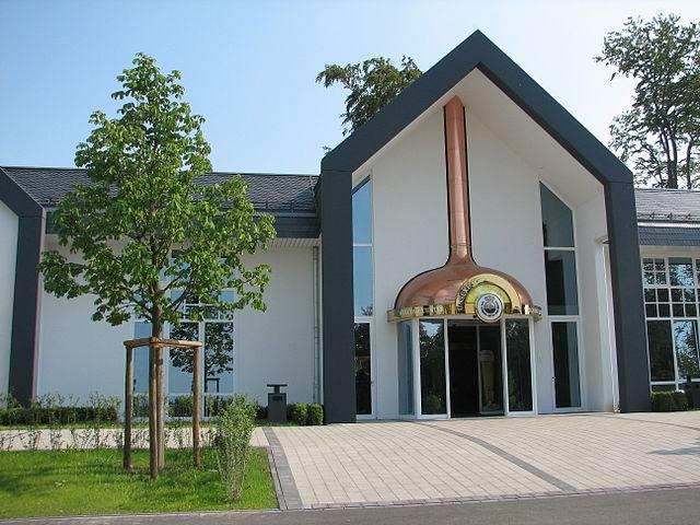 Datei:Warsteiner Besucherzentrum 1.JPG
