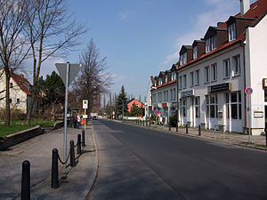 Wartenberg (Berlin) - Linderberger Straße