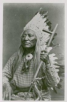 ŠOŠON (Shoshone) INDIJANCI  220px-Washakie
